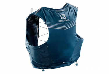 Salomon Backpack ADV Skin 5 Set Blue unisex