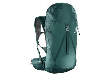 Salomon Trekking Bag Out Night 30   5 Verde Unisex S M