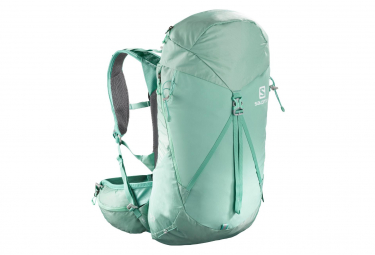 Salomon Trekking Bag Out Night 28 + 5 Mujeres Verdes