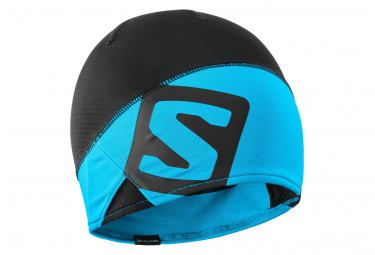 Salomon Beanie Rs Pro Black Blue unisex