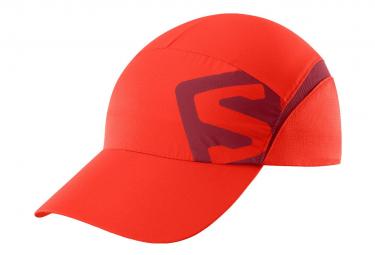 Salomon Cap XA Cap Red unisex
