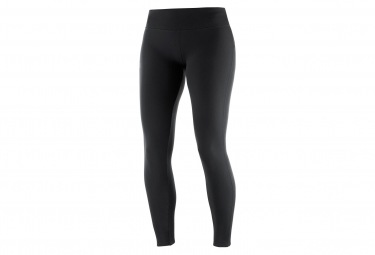 Salomon Tights Long Comet Warm Black Woman