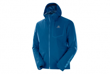 Salomon Bonatti Pro WP Jacket Blue Men