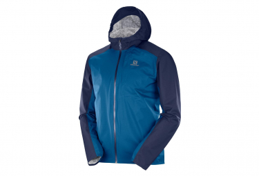 Salomon Jacket Bonatti WP Blue Men