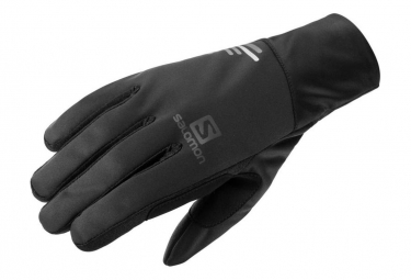 Salomon Equipe Gloves Black Red unisex