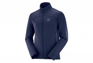 Salomon Jacket Discovery Lite Blue Men