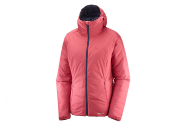 Salomon Jacket Drifter Loft Rose Blue Women
