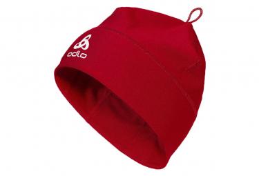 Bonnet Odlo POLYKNIT WARM Rouge