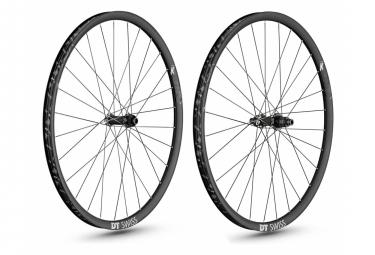 Pair of wheels DT Swiss 29'' XRC 1200 Spline One 25mm | Boost 15x110 mm | Boost 12x148mm | Black Sram XD