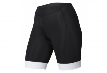 Spiuk Anatomic Women Bibless Shorts Black White