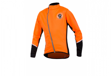 Spiuk Anatomic Kid Thermal Jacket Orange