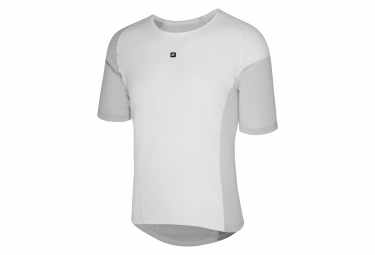 Spiuk Layer 1 Short Sleeve Baselayer White
