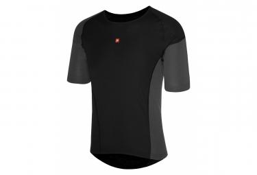 Spiuk Layer 1 Short Sleeve Baselayer Black