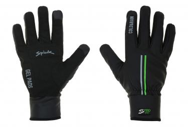 Spiuk Profit Cold&Rain Winter Gloves Black