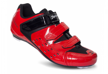 Spiuk Rodda Road Shoes Red Black