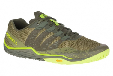 Image of Chaussures merrell homme trail glove 5 olive 42