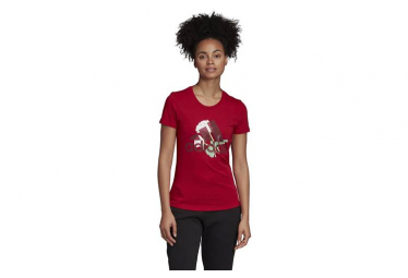 T-shirt Adidas MH Flower Tee
