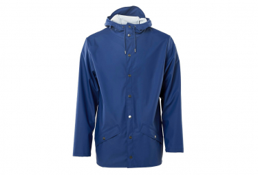 Rains Jacket Waterproof Jacket Klein Blue