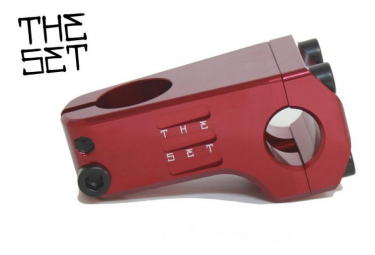 Collier de selle THE SET STEM 2 INCH PUNCH Red