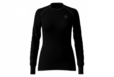 Odlo Long Sleeves Jersey Active X Warm Black Women Xs