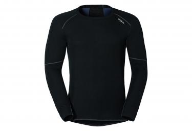 Odlo Long Sleeves Jersey Active X Warm Black Men M