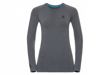 Odlo Long Sleeves Jersey Performance Warm Grey Women