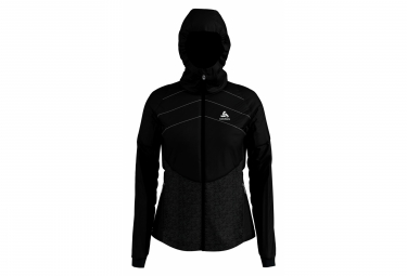 Odlo Thermal Jacket Millennium S-Thermic Black Women