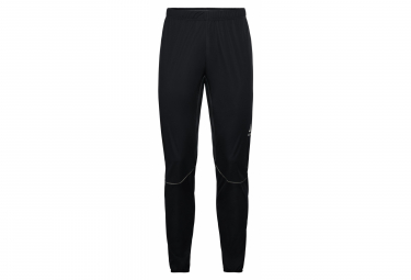Odlo Zeroweight Windproof Warm Long Tight Black
