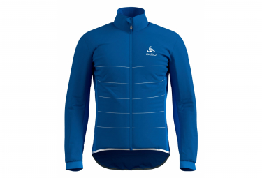 Odlo Thermal Jacket Zeroweight S-Thermic Pro Bleu Men