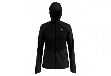 Odlo Millennium Yakwa Thermal Jacket Black Women