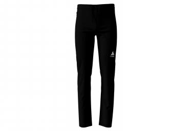 Pantalon Odlo Aeolus Element Warm Noir Homme