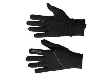 Odlo INTENSITY SAFETY LIGHT Gloves Unisexe Black