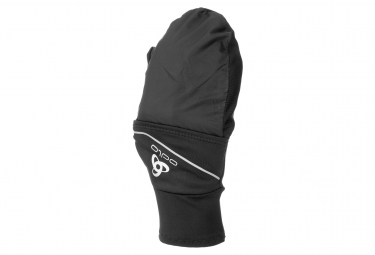 Odlo Intensity Cover Safety Light Gloves Black Unisex