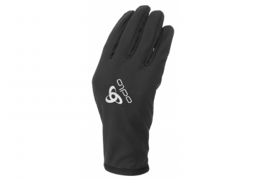 Odlo Gloves Ceramiwarm Grip Black Unisex
