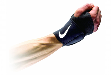 Support Poignet Nike Pro Wrist Thumb Wrap 2.0 Noir Unisex