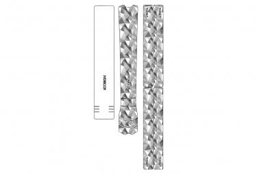 Dyedbro Frame Geometric Frame Protective Film Grey
