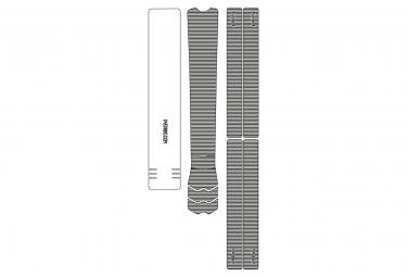 Kit de Protection Cadre Dyedbro Frame Stripes Noir