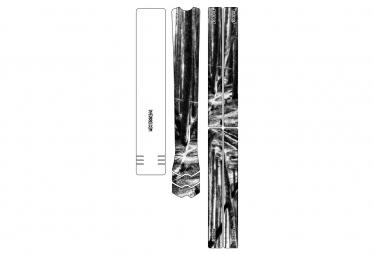 Kit de Protection Cadre Dyedbro Frame A Marcoux Noir
