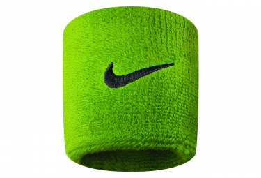 Nike Swoosh Wristband Green Unisex