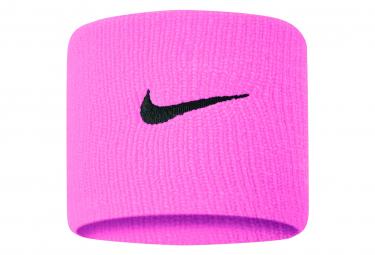 Nike Swoosh Wristband Pink Unisex