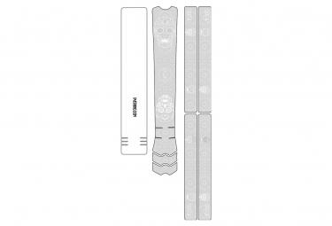 Kit de Protection Cadre Dyedbro Frame Día de Muertos Blanc