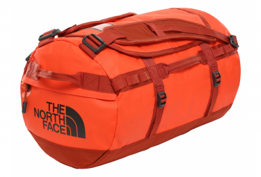The North Face Base Camp Duffel - S Travel Bag Orange Red