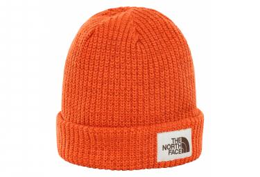 Bonnet The North Face Salty Dog Orange Rouge