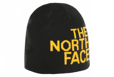 Bonnet The North Face Banner Black Yellow