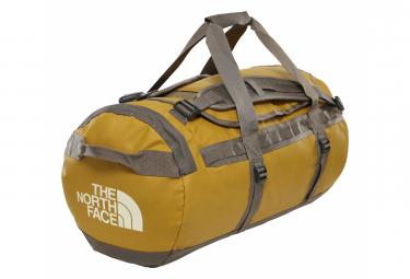 The North Face Base Camp Duffel - M Travel Bag Khaki Brown