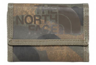 Portefeuille The North Face Base Camp Camo Kaki