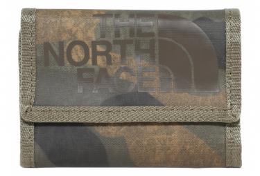 Portefeuille The North Face Base Camp Camo Kaki
