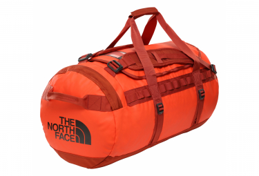 The North Face Base Camp Duffel - M Travel Bag Orange Red