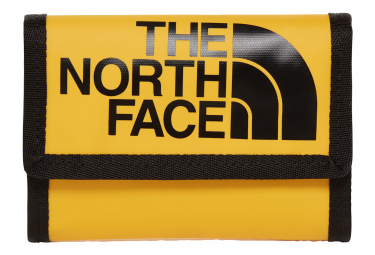The North Face Base Camp Wallet Yellow