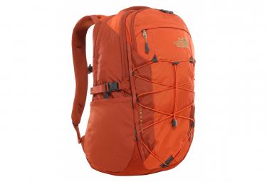 The North Face Borealis Mochila Naranja Rojo